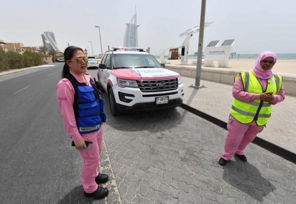 У Дубаї є «швидка» тільки для жінок