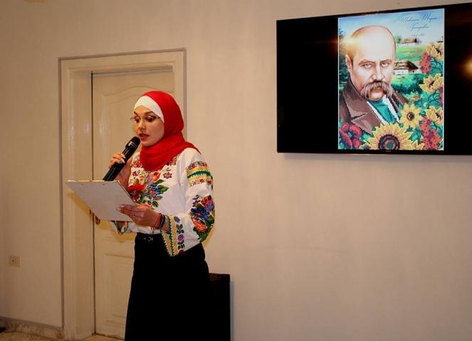 В Йорданії вшановували пам'ять великого Кобзаря ©️Вікторія Абу-Кадум/Фейсбук