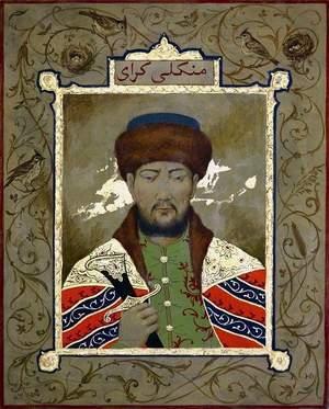 Ім'я в історії Криму — Хаджі І Гірей