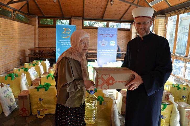 Благотворительность — один из базовых принципов Ислама