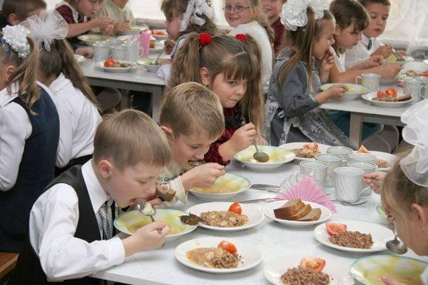 Дети переселенцев будут получать бесплатное питание