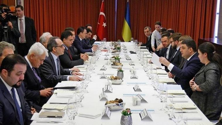 Ключем до збільшення в Україні турецьких інвестицій є підписання Угоди про зону вільної торгівлі