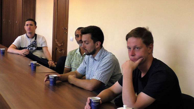 Перша група українських прочан вирушила до Мекки