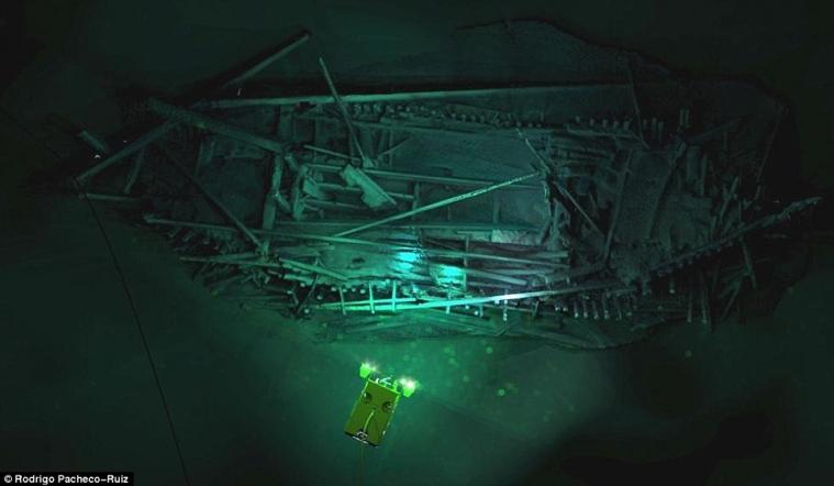 Сенсационная находка морских археологов: 40 кораблей времён Османской и Византийской империй