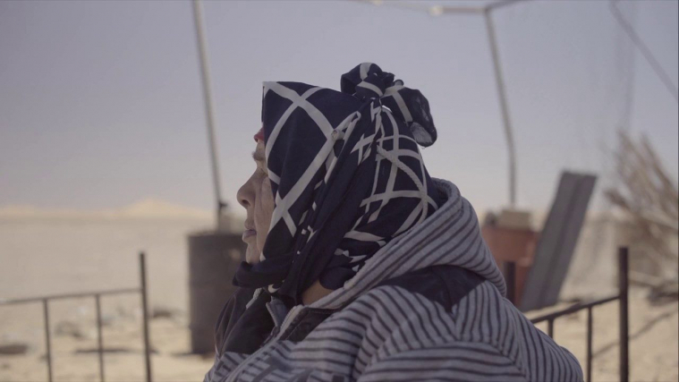 ©️Odessa International Film Festival: Кадр з фільму «Вулиця Пустельна, 143» режисера Хассена Фергані (Алжир, Франція, Катар)