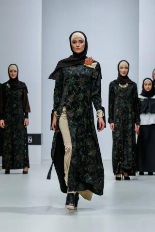 Від стереотипів до краси: елегантна стриманість у колекціях мусульманського вбрання від дизайнера-мусульманки Катерини Євдокимової