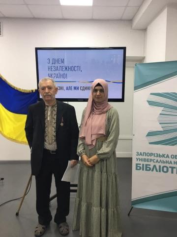 Голова ЛМУ — учасниця дискусії «Пульс української незалежності»
