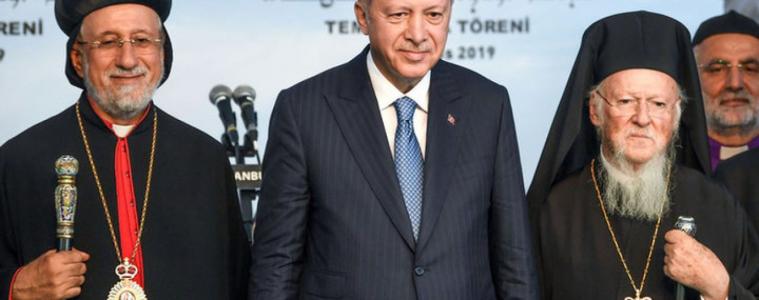 В Туреччині побудували новий християнський храм