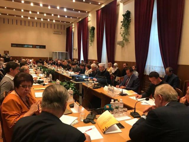 У Києві обговорювали актуалізацію сімейних цінностей у контексті релігійної свободи
