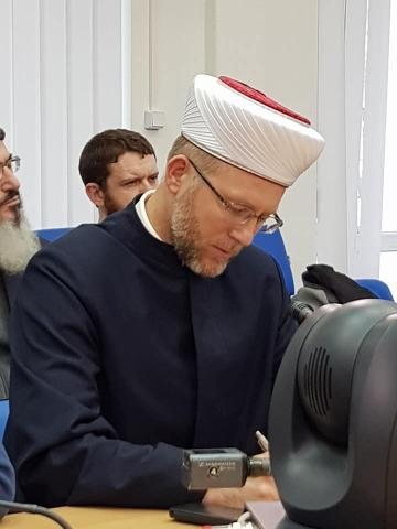 У Києві презентували книгу Михайла Якубовича «Ісламська спадщина Кримського ханства»