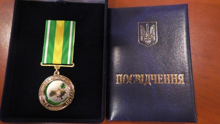 Фемій Мустафаєв отримав медаль «За заслуги перед ісламом та Україною»