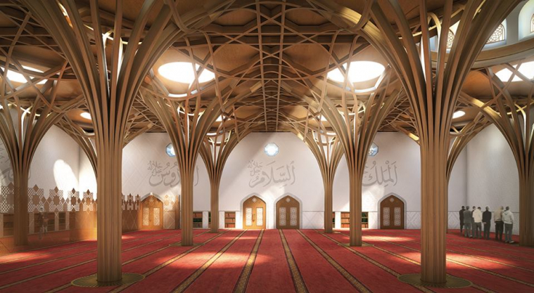 ©️ Cambridge Mosque Project