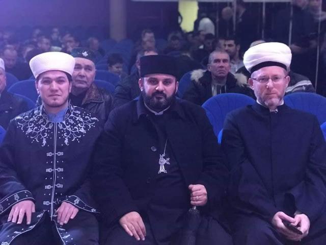 У Запоріжжі мусульмани провели захід на честь пророка Мухаммада