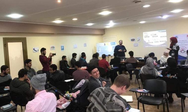 Тренінги для активістів в ісламських культурних центрах - частина постійної роботи