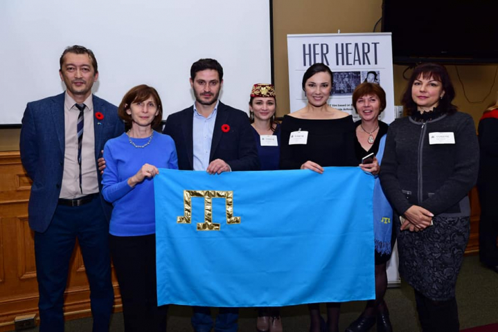 Созданный в Канаде полгода назад Крымский культурный комитет успел многое сделать