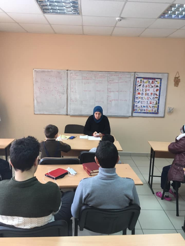 ©️Ісламський культурний центр ім. Мухаммада Асада: Зимовий табір-2019 - канікули кожної дитини були насичені цікавими і змістовними заняттями.