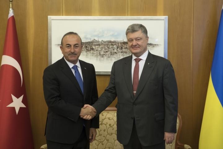 Туреччина підтримала розгортання миротворчої місії ООН на окупованій частині Донбасу