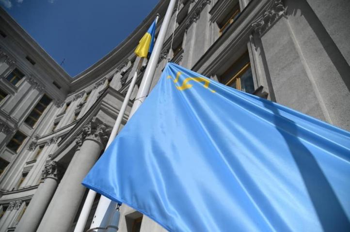 В Україні та багатьох країнах світу відзначили День кримськотатарського прапора