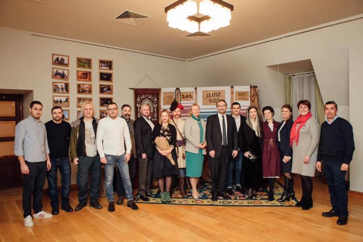 Еміне Джеппарова: ми повертаємо собі свою історію - зокрема й історії взаємин Кримського ханства й України