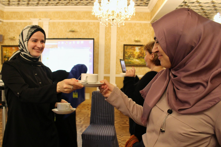 Всемирный день хиджаба в Запорожье: история даты, украинские традиции, призыв противостоять ксенофобии