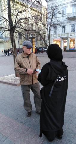 «Запитай у мусульманина» допомагає долати стереотипи