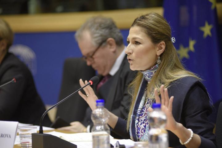 Украдений, але нескорений: конференція у Європарламенті, присвячена роковинам російської агресії над Україною