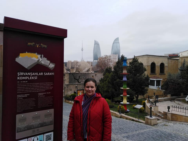Українські дослідники взяли участь у міжнародній конференції «Роль толерантності в ісламській культурі…» в Азерайджані