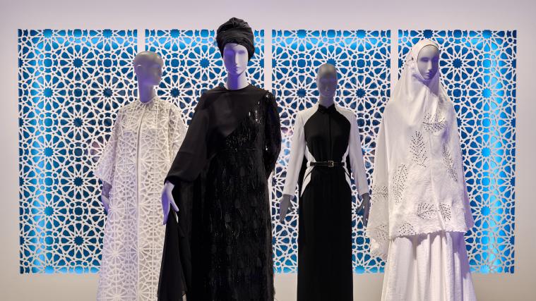 У Франкфурті відкрилася виставка «Сучасна мусульманська мода»