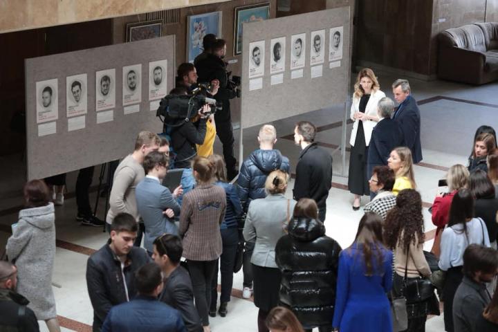 В Киеве состоялась международная конференция по деокупации информпространства Крыма