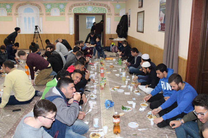 Lviv Muslims showed how they'd spent first days of the Holy Ramadan Month