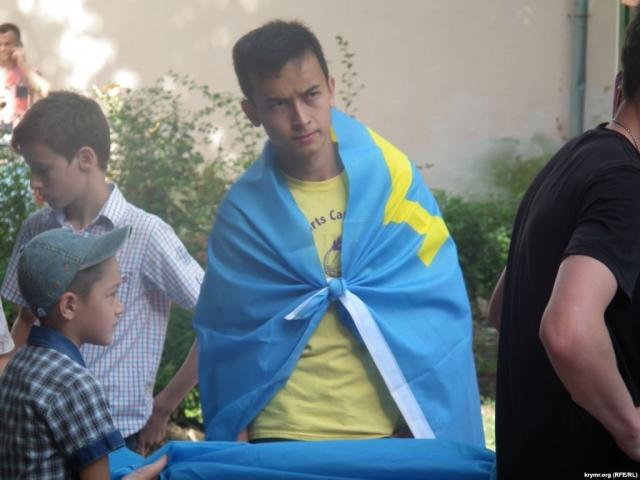 У кримських в'язнів на волі залишається 49 дітей