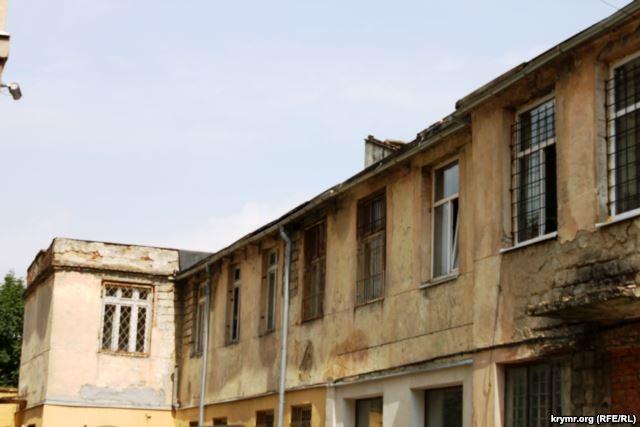 Будівля «Кримського будинку у Львові»