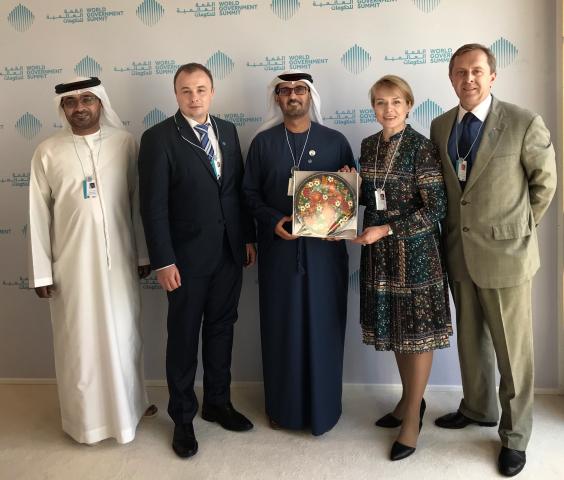 Україна і ОАЕ готують новий меморандум про співпрацю у сфері освіти