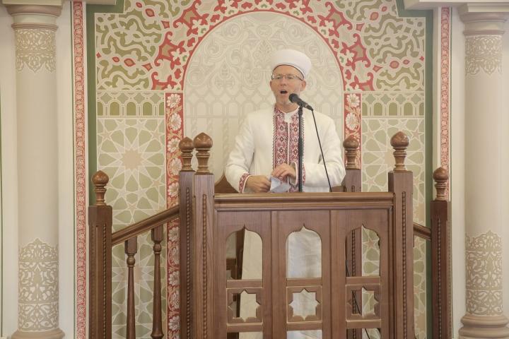 Мусульмани Києва відсвяткували Ід аль-Адха