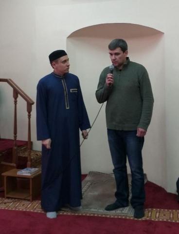 Дніпрянин вибачився перед мусульманами за чужу провину