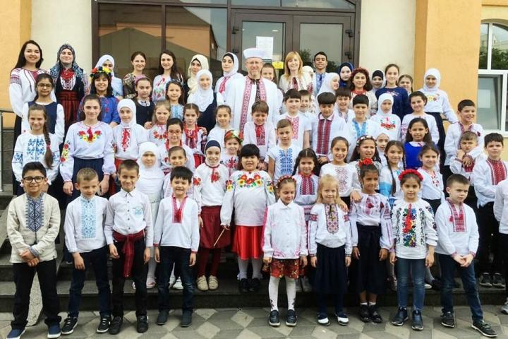 Мусульмане в вышиванках: ислам не чужд украинской культуре