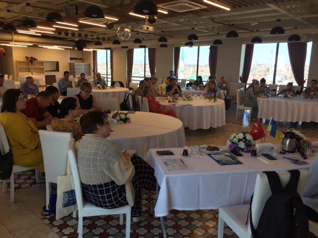 Цього року Міжнародна школа ісламознавства працює в Стамбулі