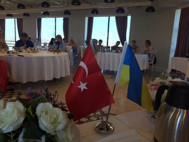 В этом году Международная школа исламоведения работает в Стамбуле