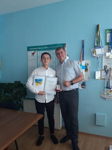 Бекір Аблаєв став лауреатом премії Кабміну  за особливі досягнення у розбудові України