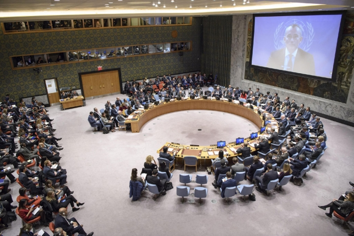 Радбез ООН обговорює резолюцію про скасування рішення США щодо Єрусалима
