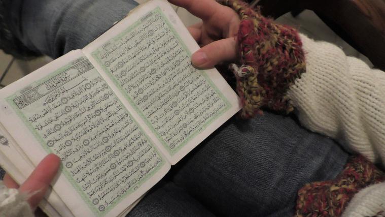 Віра Фриндак: Якщо Коран буде у вас у серці я на язиці — Всевишній дасть перемогу в цьому житті та в майбутньому!