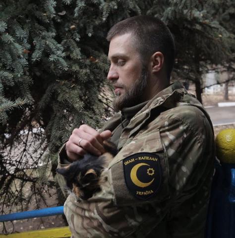 «Настало время, когда мы должны помочь друг другу», — имам мечети ИКЦ г.. Харьков