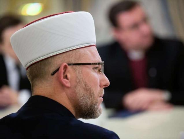 Имя муфтия ДУМУ «Умма» Саида Исмагилова в список 100 самых влиятельных украинский
