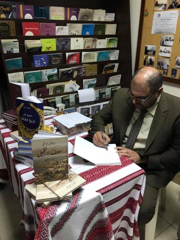 ©Игорь Осташ/фейсбук: Имадеддин Раеф перевел с украинского на арабский 5 книг