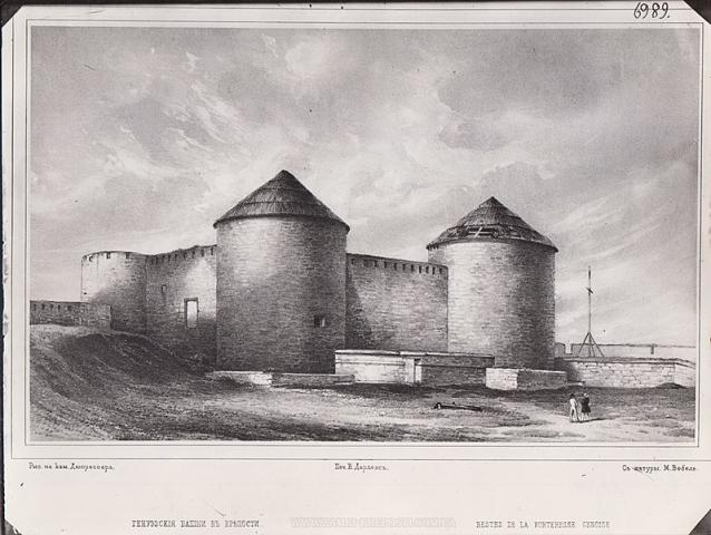 Аккерманську фортецю можуть внести до Списку всесвітньої спадщини ЮНЕСКО