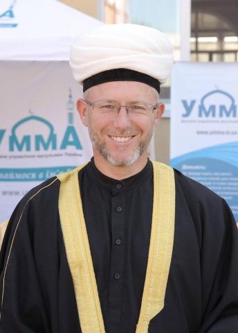 Глава мусульман Украины Саид Исмагилов: Религиозные деятели должны донести до ведома верующих, что теракты чужды исламу