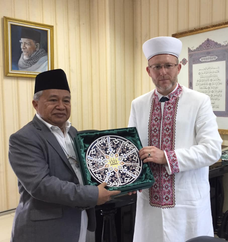 "RAMU ""UMMA"" DEEPENING COOPERATION WITH MAJELIS ULAMA INDONESIA"