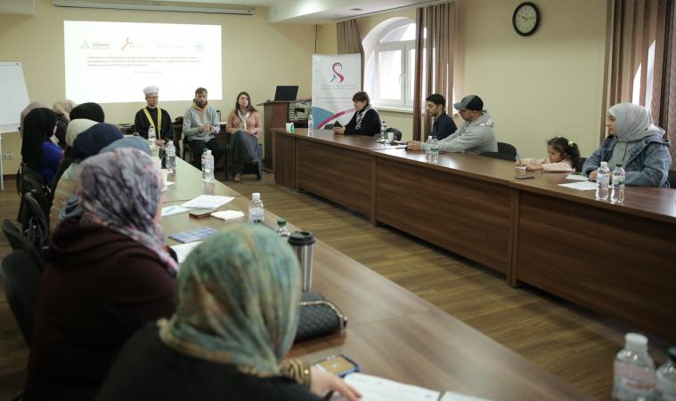 Мусульманські активісти поширюватимуть знання з профілактики соціально-небезпечних хвороб