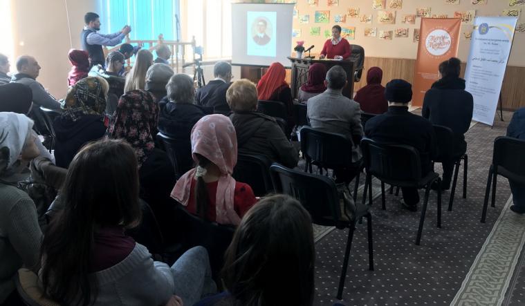 День відчинених дверей в ІКЦ Львова зацікавив і старих, і малих