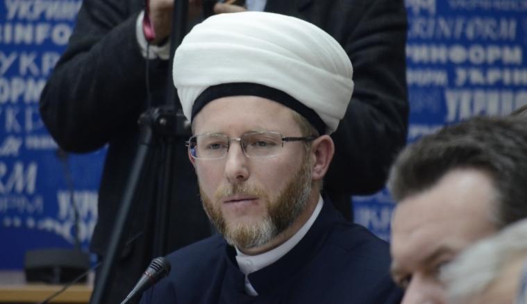 Муфтій Саід Ісмагілов закликає не бути байдужими до порушень прав людини